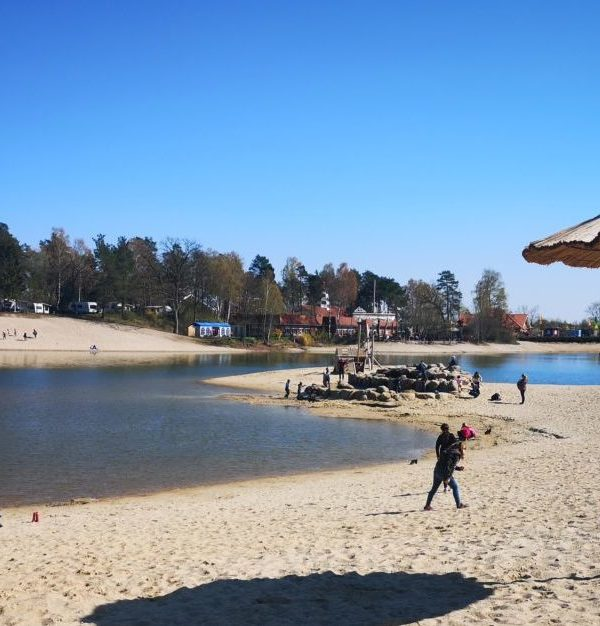 Jungfernfahrt ins Südsee-Camp*****