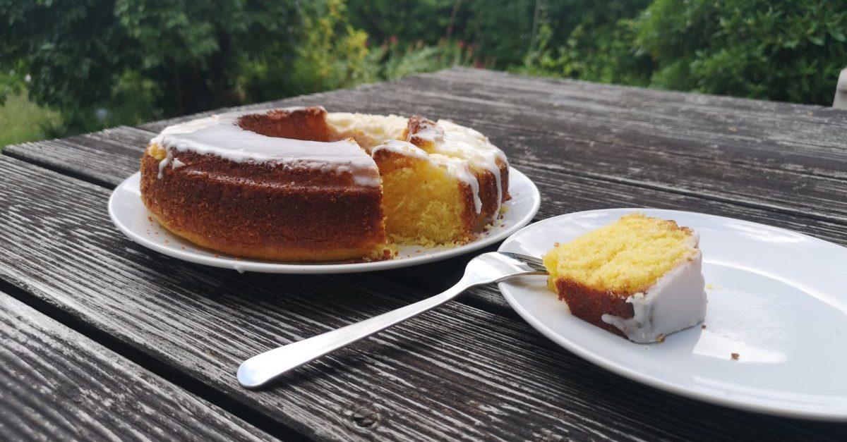 Saftiger Zitronenkuchen aus dem Omnia