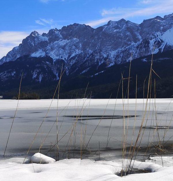 Ausflugstipp: Der Eibsee an der Zugspitze